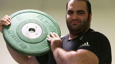 تصویر زندگینامه بهداد سلیمی وزنه بردار موفق تیم ملی کشور