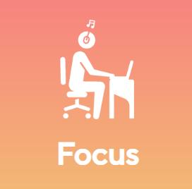 موسیقی برای تمرکز