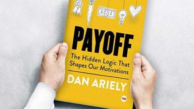 "تصویر خلاصه کتاب "" انگیزش "" نوشته دن آرییلی"