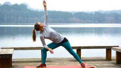 تصویر تمرین سلامتی، قدرت و آرامسازی جسم و ذهن از طریق ورزش