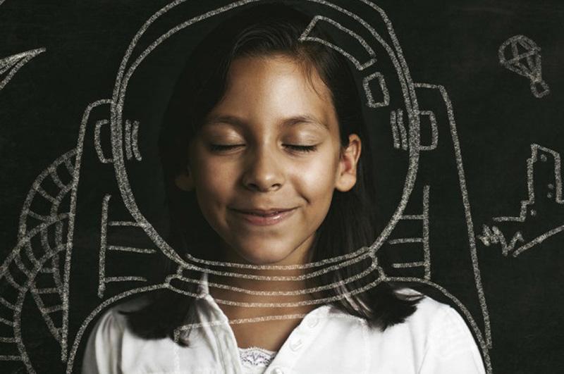 خیال پردازی کودکان در قانون جذب کائنات